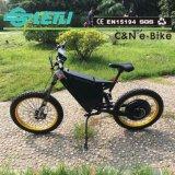 Elektrisches Fahrrad des grüne Energien-elektrisches Fahrrad-8000W mit TFT Bildschirmanzeige