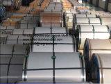 Bandes lumineuses d'acier inoxydable de fini utilisées pour le boîtier de récipient