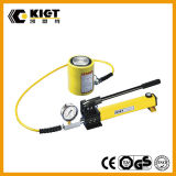 Cilindro idraulico del peso basso di Rcs-100t