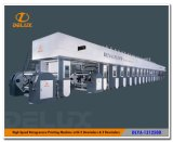 Machine d'impression à grande vitesse de rotogravure (DLYA-131250D)