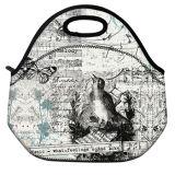 Lunchbags Tote mit Reißverschluss-Kühlvorrichtung-Mittagessen-Kasten-Isolierungs-Beutel