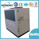 Refrigerador de refrigeração ar do rolo do refrigerador do leite