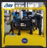 """Außendurchmesser-Eingehangener beweglicher hydraulischer Diesel-aufgeteilter Rahmen/Rohr-Ausschnitt und abschrägenmaschine für 8 """" - 14 """" (219.1mm-355.6mm)"""