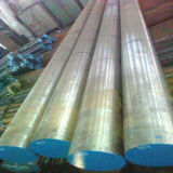 Aço do molde do RUÍDO 1.2365 da placa de aço de liga de AISI H10