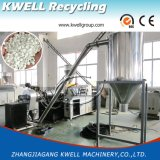 PVC Granual da boa qualidade que recicl a linha da peletização, extrusora do PVC Granuel