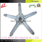 High Quality Aluminum Die Casting Flesh Made Shares in Clouded