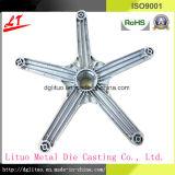 Silla de moldeado a presión de aluminio de alta calidad Las piezas hechas en China