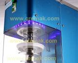 Machine de crême glacée de remous avec le corps d'acier inoxydable