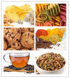 Geschwollener Nahrungsmittelverpackung Multihead Wäger angepasst