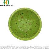 Bol à mélanger de gros de qualité alimentaire Eco Pure Nature bol rond Fibre de bambou pour les enfants