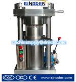 Máquina hidráulica Máquina Expulsor de aceite de la prensa en frío