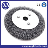 Roue de la Brosse brosse industrielle personnalisé pour l'Ébavurage polissage-100049 (Wb)