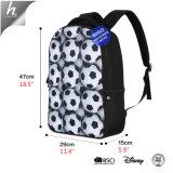 Owl Imprimir mochila de notebook para mulheres escola crianças Bookbag personalizada