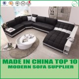 現代Divanyのホーム家具Uの形のソファーベッド