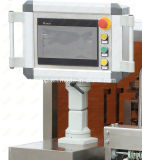 Dattel-Beutel gegebene Verpackungsmaschine für Fastfood- Beutel