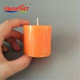 Интерьер стойки при свечах с термоусадочная упаковка