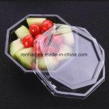 Disposalbe Plastiknehmen mahlzeit-Nahrungsmittelfrucht-verpackenfilterglocke Nahrungsmittelbehälter weg