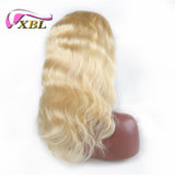 Hot Sale perruque blonde Couleur des cheveux humains Lace Front Wig