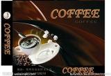Macchina imballatrice della polvere ad alta velocità automatica verticale del modulo per caffè Dxd-520f