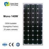 alternativer monokristalliner photo-voltaischer Sonnenkollektor der Energieen-140W