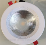 Venta al por mayor 2018 de la Caliente-Venta con la MAZORCA Downlight del aluminio 15With30W LED