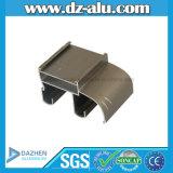 Perfil de alumínio de África para o material de construção da porta do indicador