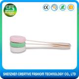 Изготовленный на заказ логос легк Use Moisturizing губка слойки состава ручки высокого качества длинняя