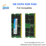 Notebook Chips original 260 pinos SO-DIMM DDR4 de 8 GB de RAM de 2133MHz PC4-17000