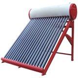 acier galvanisé chauffe-eau solaire solaire à cabine non pressurisée sytems