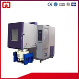 Zone climatique de la température de l'environnement de l'humidité trois chambre complète des essais de vibration