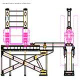Changeur de rouleau d'usine de laminage à froid