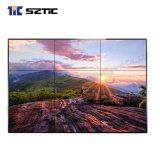 Ecran LCD 55 haute luminosité Ad Player mur vidéo d'épissage de l'écran HD