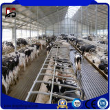 L'azienda agricola d'acciaio pre costruita si è liberata di per la mucca/maiale/bestiame