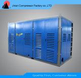 compressor de ar magnético permanente do parafuso da freqüência 250kw