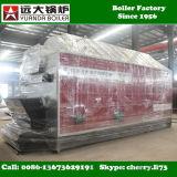 Factory Price 700kw Chauffe-eau au charbon Dzl-0.7-Aii