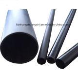 Alta resistencia de diámetro grande tubo de fibra de carbono de 3k