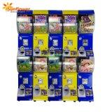 Il nuovo distributore automatico della capsula di arrivo del girasole Gashapon a gettoni gioca le macchine del gioco di vendita