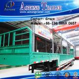 De Semi Aanhangwagen van de Zijgevel van de fabriek voor Verkoop