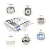 Des Energien-Einsparung-Modus-HDMI Projektor Multimedia DLP-LED für Büro