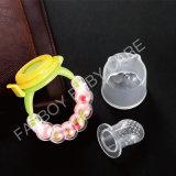 食品等級のシリコーンの赤ん坊の新鮮な果物の送り装置BPAは放す