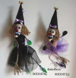 Halloween Bruja Decoration-Flying (MX3107LG)