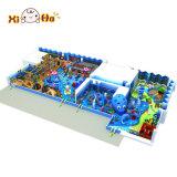 Подгонянное самое дешевое Multicolors Крытая спортивная площадка малышей