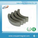 De Magneten van het Neodymium van de Boog van China voor Motoren