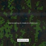 Films d'impression de Digitals Camo Hydrographics, films d'impression de transfert de l'eau, films liquides d'image et films de PVA pour les postes et les canons et la motocyclette extérieurs (BDS22310A)
