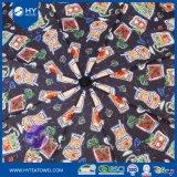Reso personale progettare l'ombrello per il cliente di Sun piegante stampato