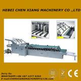 Heiß-Verkauf Cx-1500h halbautomatische Flöte-Laminiermaschine-Maschine