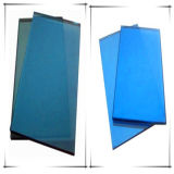 5 / 5.5 / 6mm Ford Blue Reflective Float Glass de 3300X2140mm
