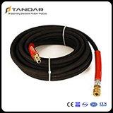 Ensemble de tuyau en caoutchouc hydraulique flexible de température élevée