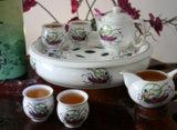 Ensemble de thé de série de mouche