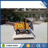 Máquina do emplastro da rendição do misturador concreto de bomba concreta auto para a ferramenta da construção